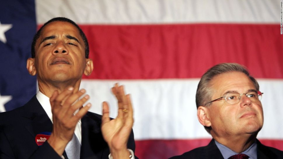 Menendez and Obama and the roots of a terrible political rivalry