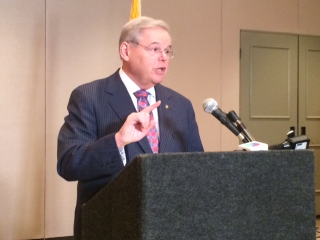 Menendez issues statement on removing Cuba from U.S. list of state sponsors of terrorism