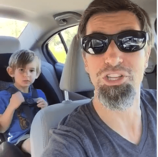 Adorable Father-Toddler Vine Duo 'Josh Darnit' on the Cut-Throat World of Pro-Vining
