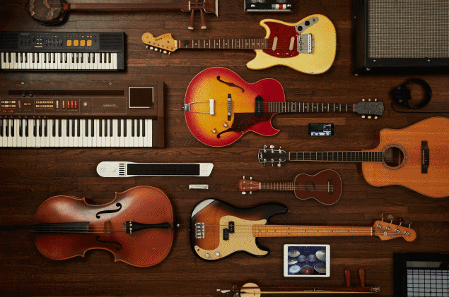 All-in-One Instrument Creator Dishes on Grueling Violin Lessons and Kickstarter Glory
