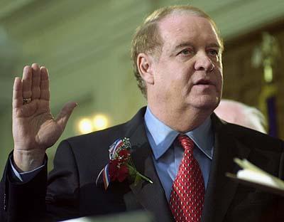 Codey Backs Warren for Mayor in Orange