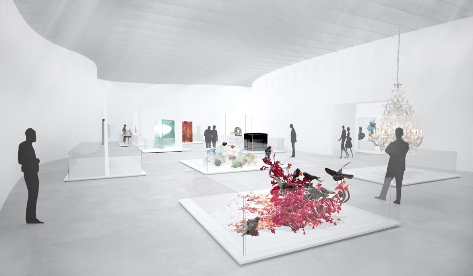 The Corning Museum of Glass Expands for the 21st Century