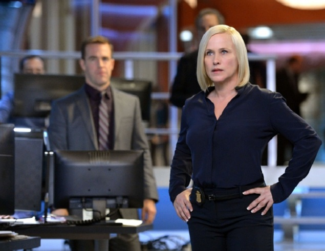 The Power of Patricia Arquette: 'CSI: Cyber' Aims to Break a Guinness World Record
