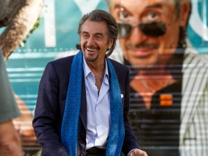 Al Pacino Once Upon a Time in Hollywood