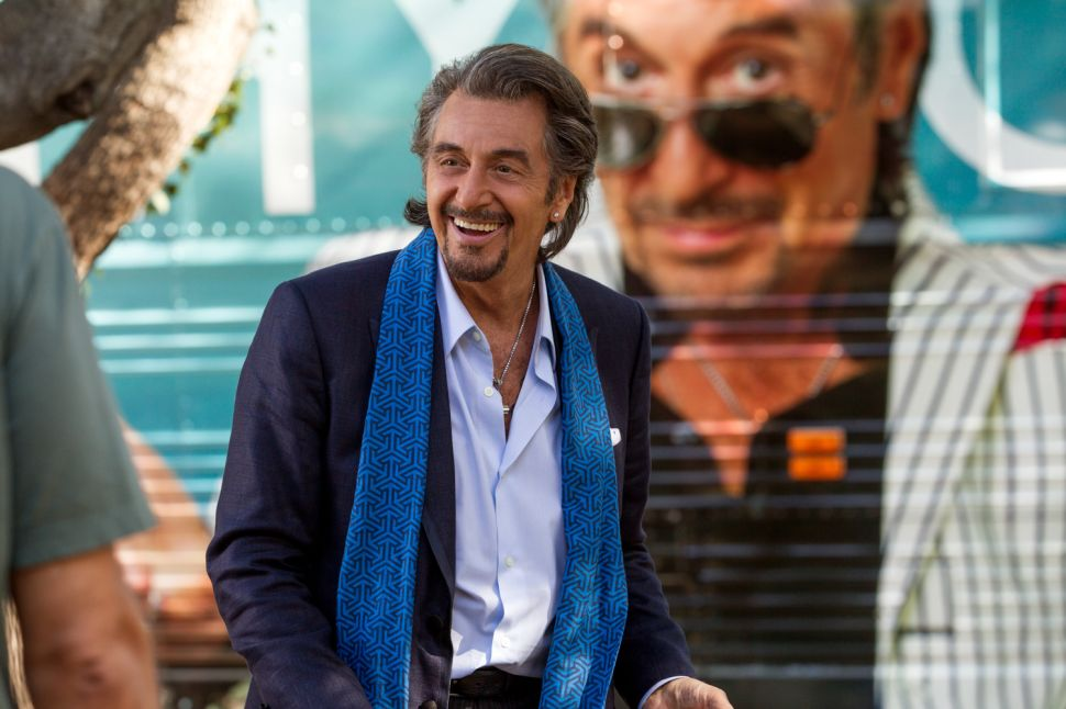 In 'Danny Collins,' Al Pacino Gives His Best Performance in Years