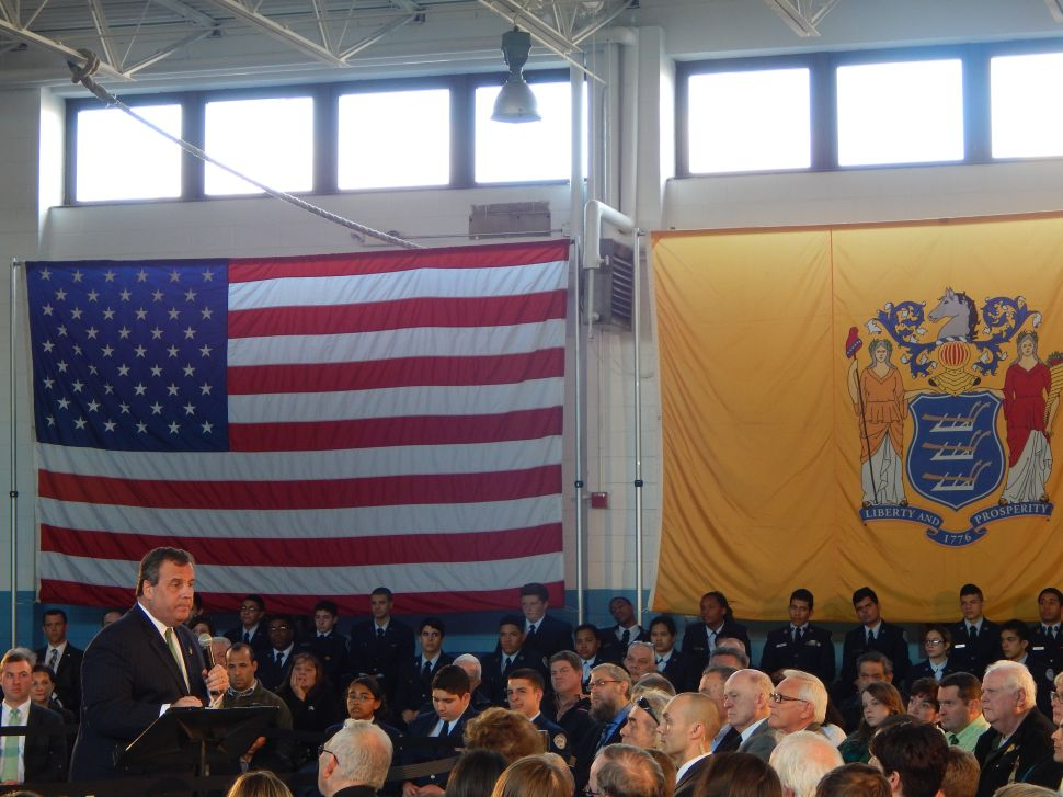Fixing school funding 'single most frustrating arc' of tenure, Christie says