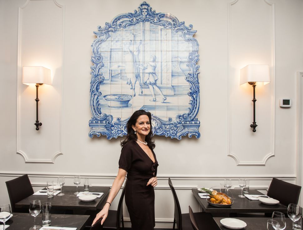 Inside the Luxe NYC Apartment of French Soul Food Doyenne Georgette Farkas