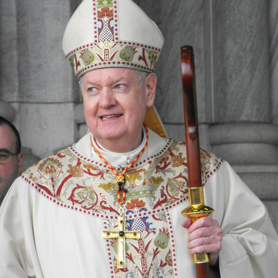 Cardinal Edward Egan, 1932-2015