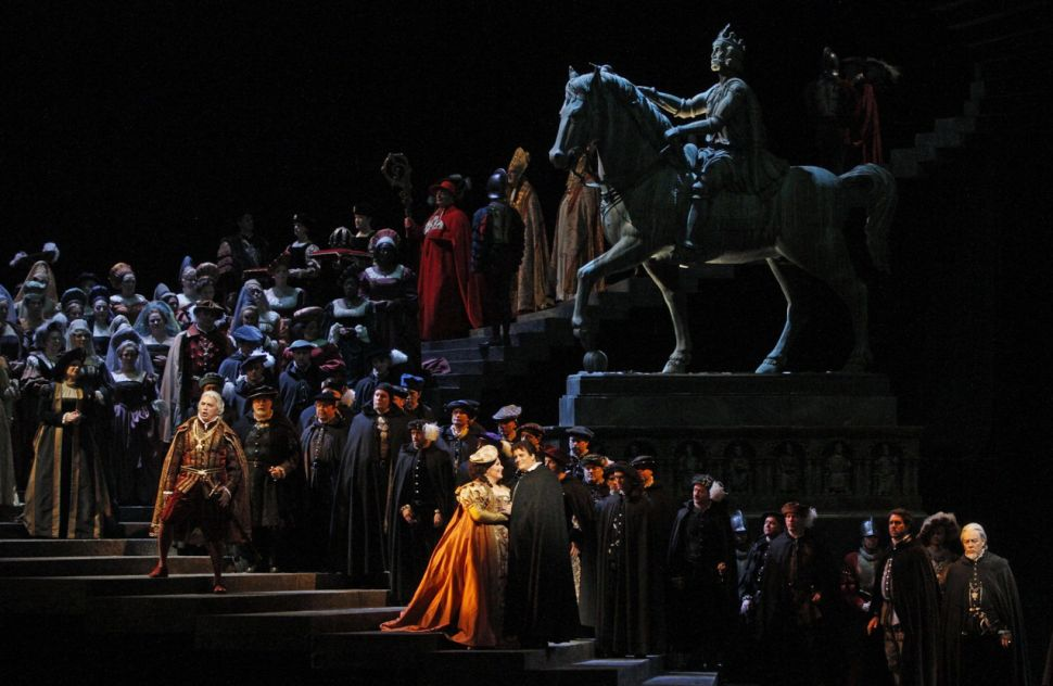 After 46 Years at the Met, Famed Placido Domingo Bombs as Baritone