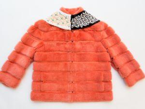 Fendi jacket and collar (Photo: New York Observer).
