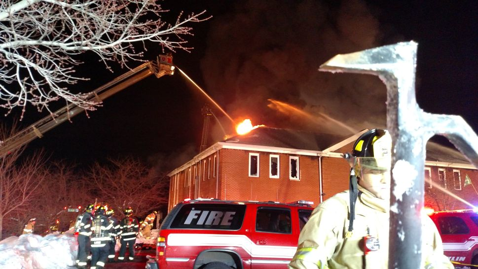 Fire guts Franklin Twp. legislative office of Assemblyman Danielsen