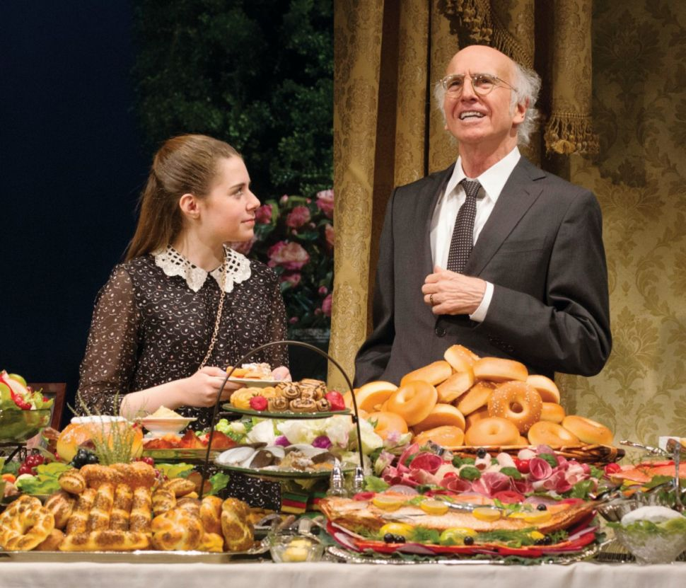 Openings: One New Show Restores Broadway's Magic, Another Serves a Dead 'Fish'