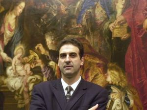 Gabriele Finaldi. (Courtesy the Prado)