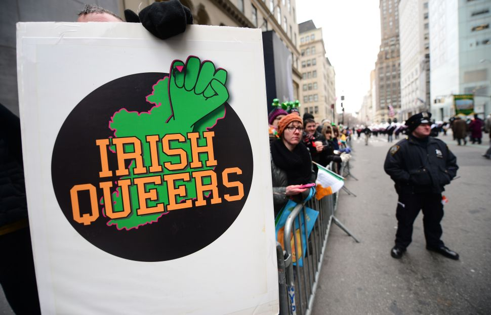 Afternoon Bulletin: de Blasio to Boycott St. Pat's Day Parade Again and More