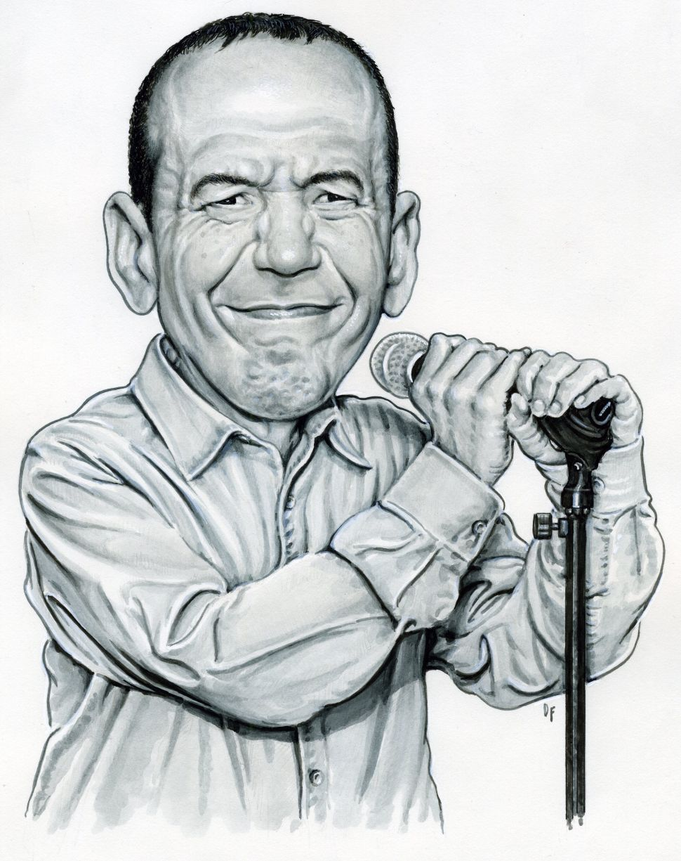 Gilbert Gottfried Gets Vocal on Hollywood's Treatment of Comics