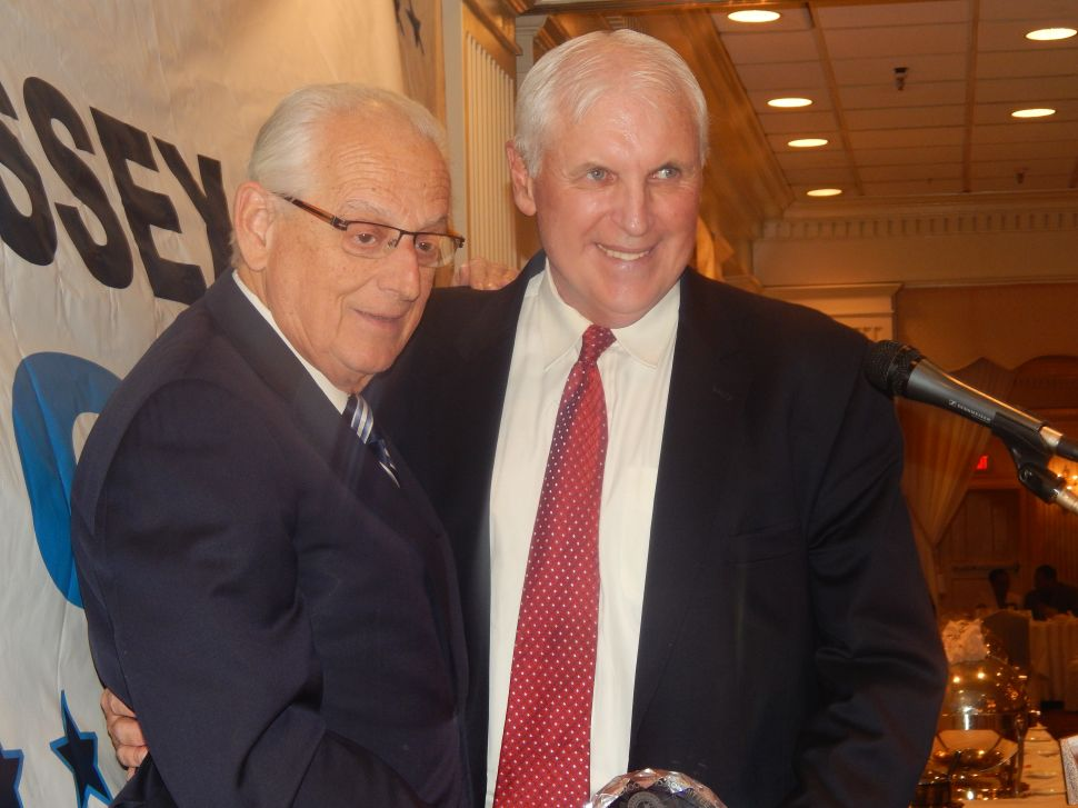 Essex County Democrats induct John F.X. Graham into Hall of Fame