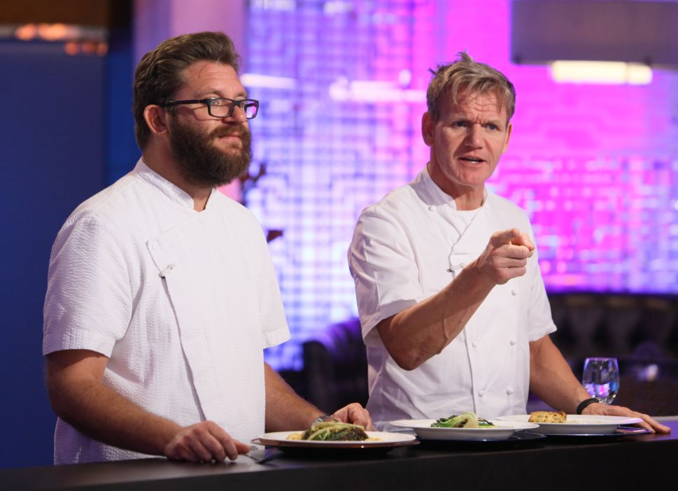'Hell's Kitchen' 14×3 Recap: What An Ice Hole!