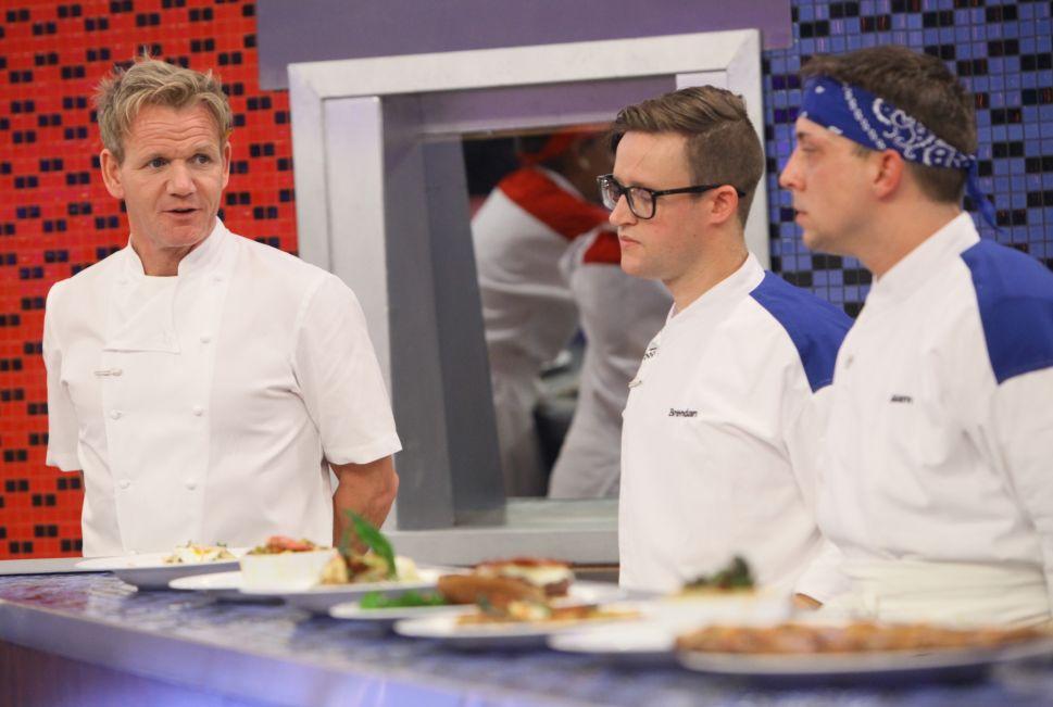 'Hell's Kitchen 14×4 Recap: Discomfort Food