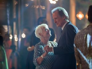 Judi Dench and Bill Nighy.