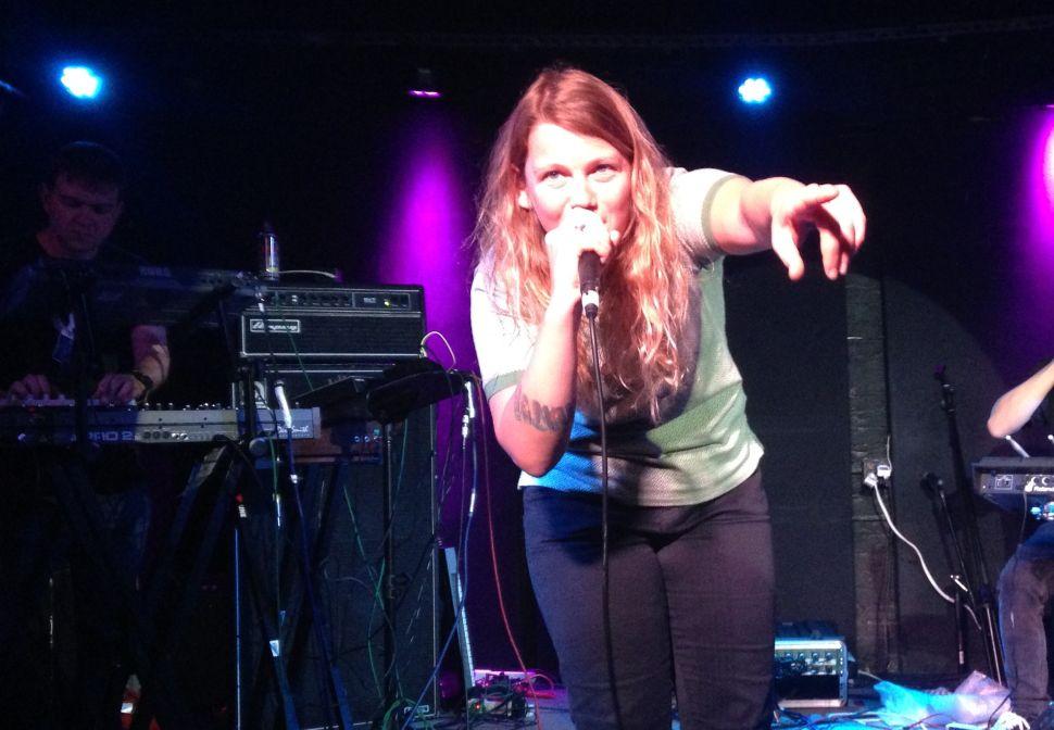 Kate Tempest Electrifies the Mercury Lounge