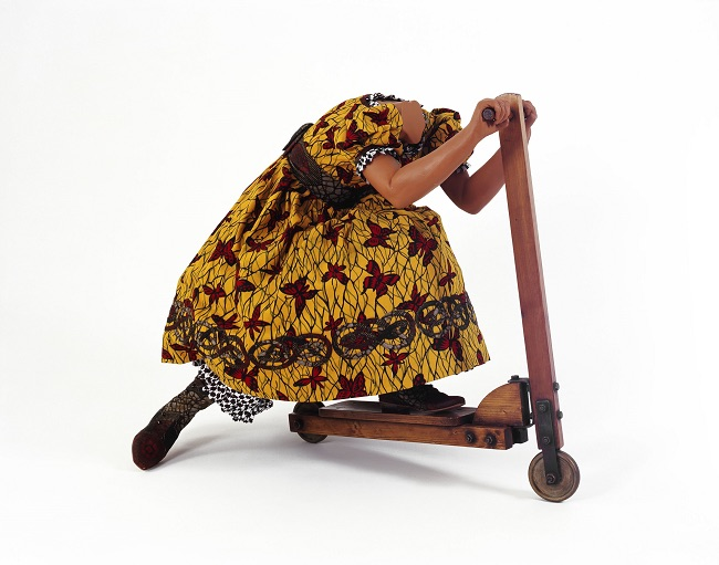 NY Historic Home Commissions Contemporary Art by Yinka Shonibare