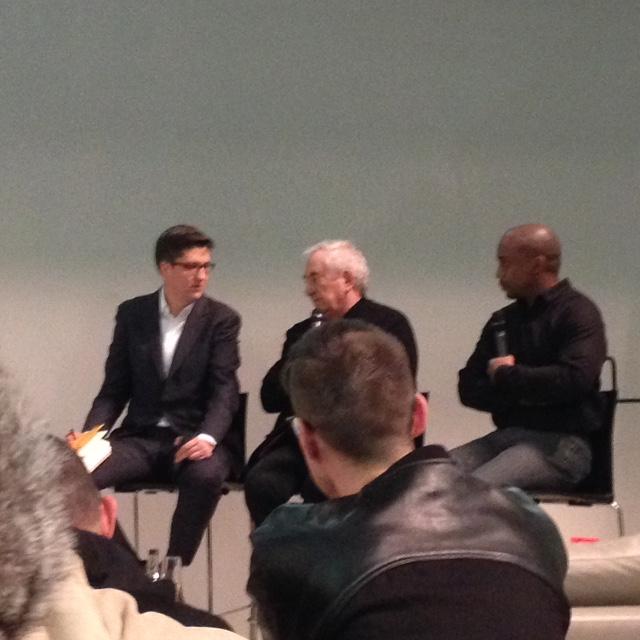Daniel Buren and Hank Willis Thomas Discuss the Art World and Social Media Addiction