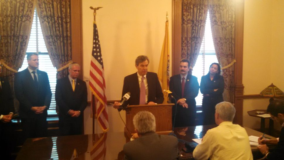 Assembly Democrats press Christie on 'responsible' budget process reform