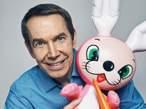 Jeff Koons. (Courtesy the Whitney Museum of American Art)