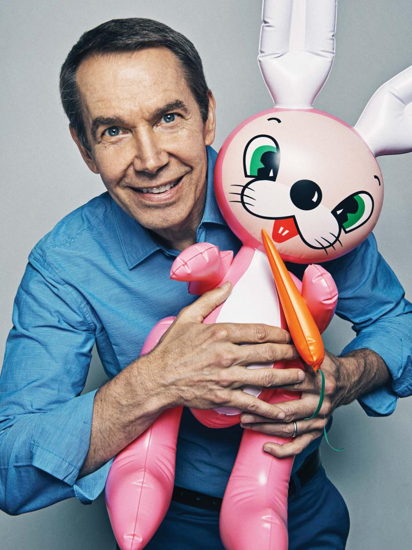 Will 'Jeff Koons Must Die!!' Become a Hit Video Game?