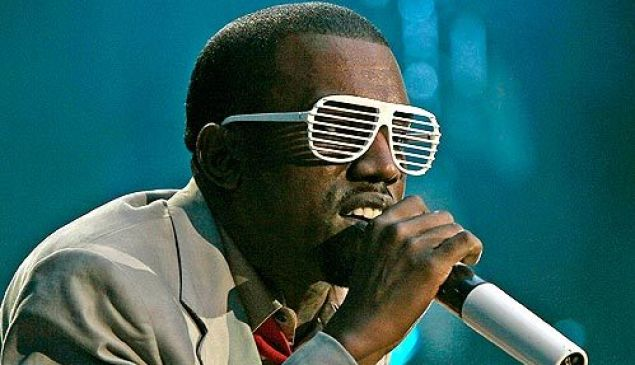 Just when you think Kanye can't get any crazier...