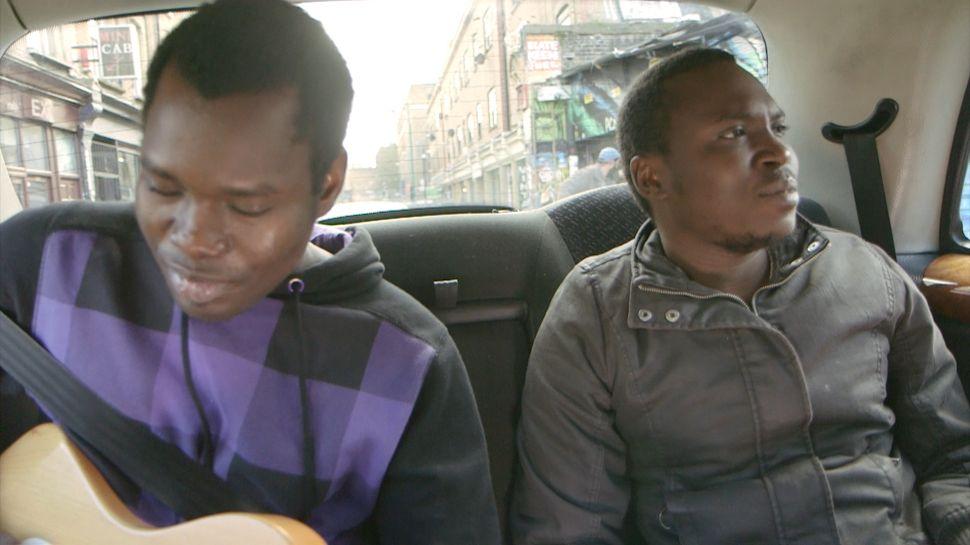 Black Cab Sessions: Songhoy Blues, 'Soubour'