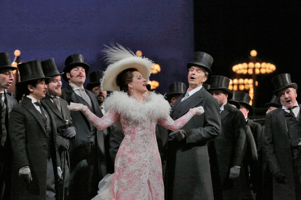 The Sizzling Outlaw Lovers of the Met's New Manon