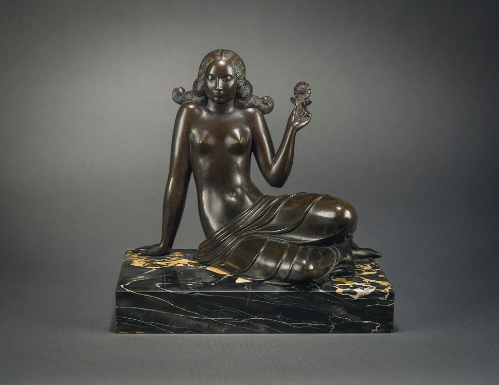 Stolen Bronze Sculpture Recovered After 32 Years to Display at ADAA's Art Show