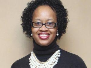 Assembly Candidate Angela McKnight.