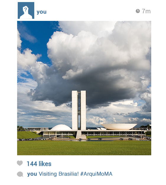 Instagram Becomes Key Part of MoMA Architecture Exhibition