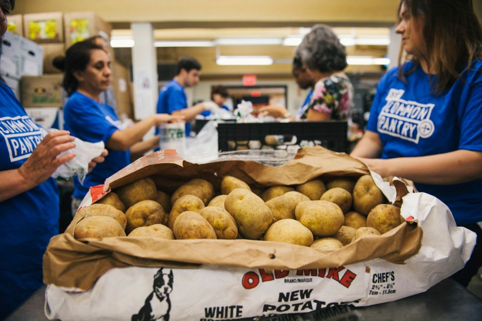 New York Common Pantry: Finding New Ways to Help the City's Homeless