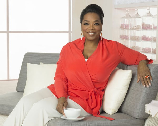 Oprah Wants to Sell You Her Stuff