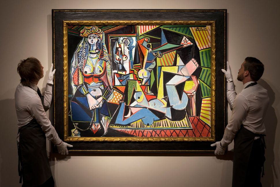 Is This the World's Most Expensive Picasso?