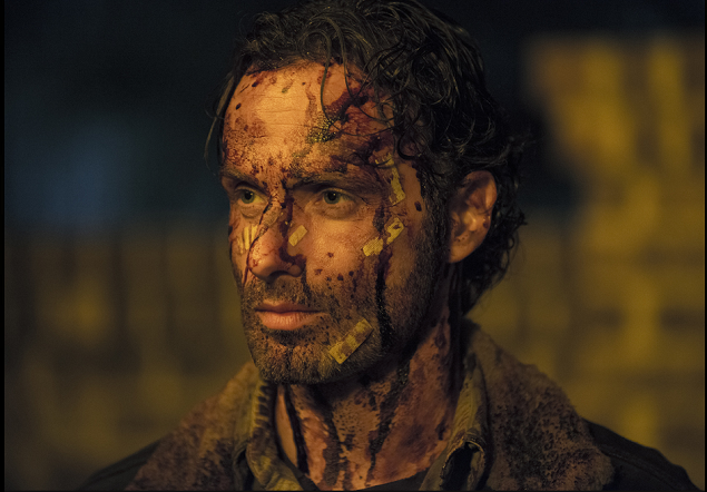 'The Walking Dead' Season Finale: The Beatification of Saint Rick