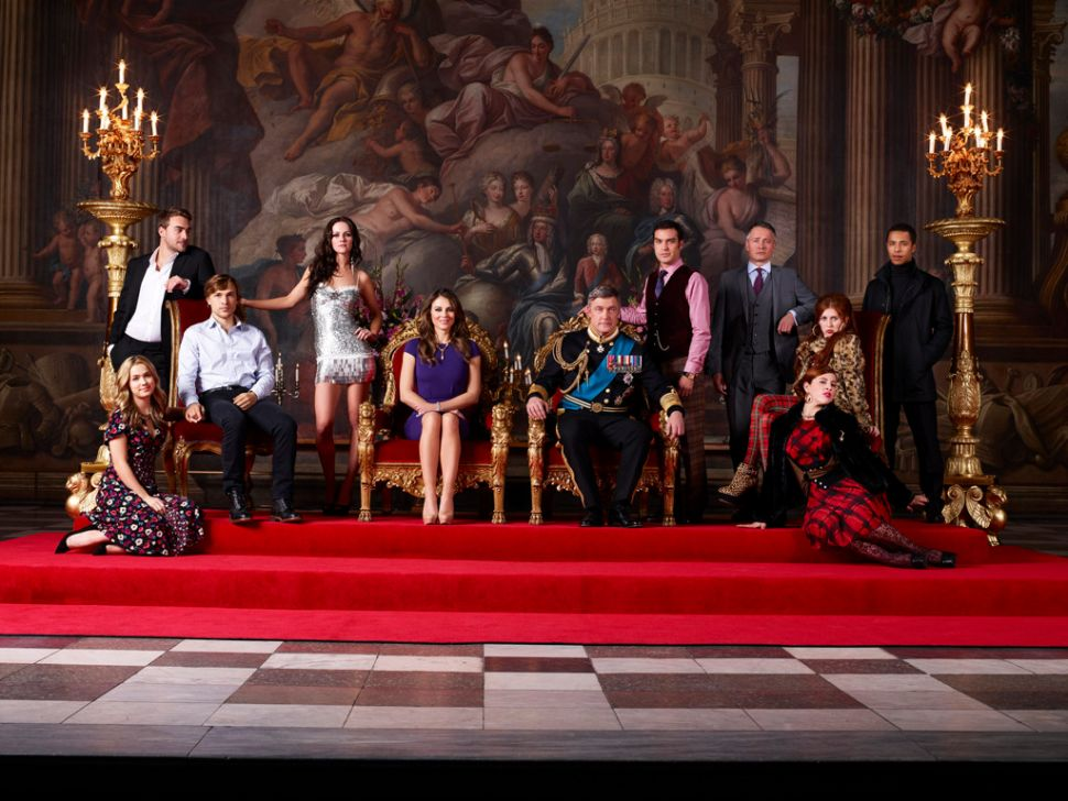 We'll Never Be 'The Royals': Creator Mark Schwahn on E!'s First Scripted Series