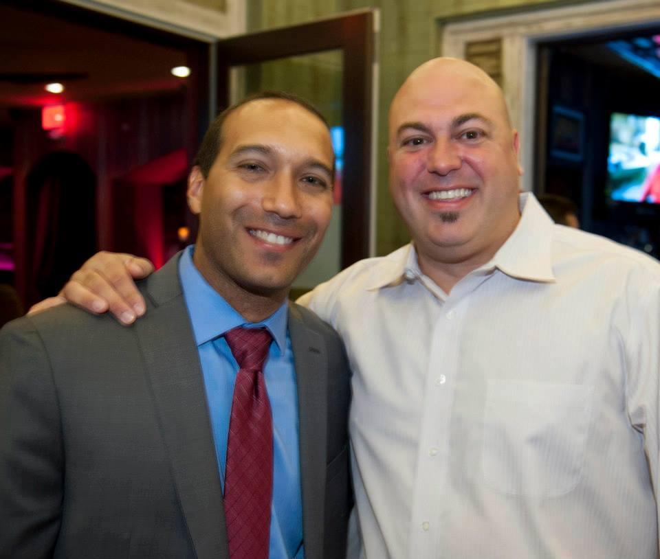 The return of Ruben Ramos? And some Hoboken history