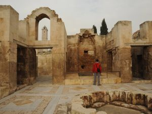 Ruins of the Citadel in Aleppo, Syria. (Kavah Kazemi, Getty Images).