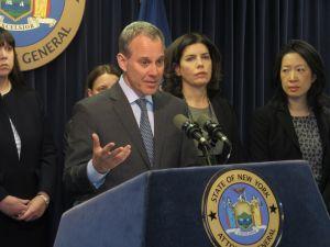 Attorney General Eric Schneiderman