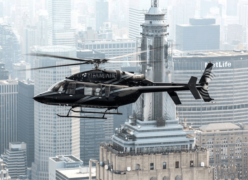 Another Uber-for-Helicopters Takes Off in NYC