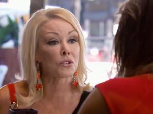 """listen Gina, gurl DEF had sex parties"""