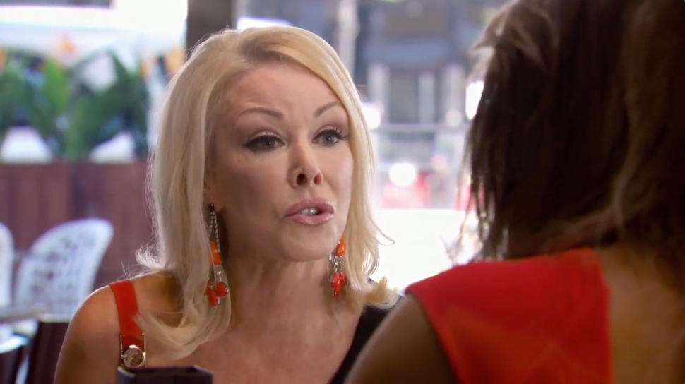 'The Real Housewives of Melbourne' EXCLUSIVE: Watch Gina and Janet's Upcoming Brawl