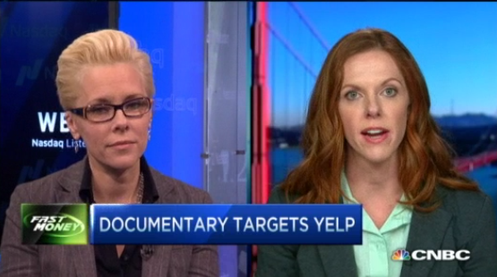 Yelp 'Extremely Concerned' About What Investigative Documentary Will Reveal