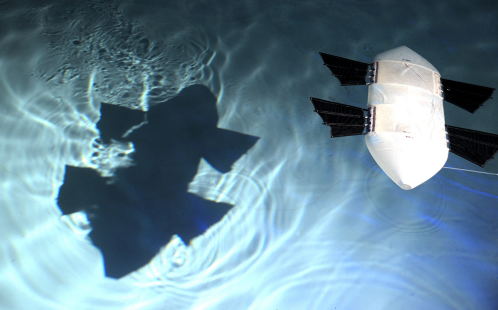 The Military Is Building a Fish Drone Called WANDA