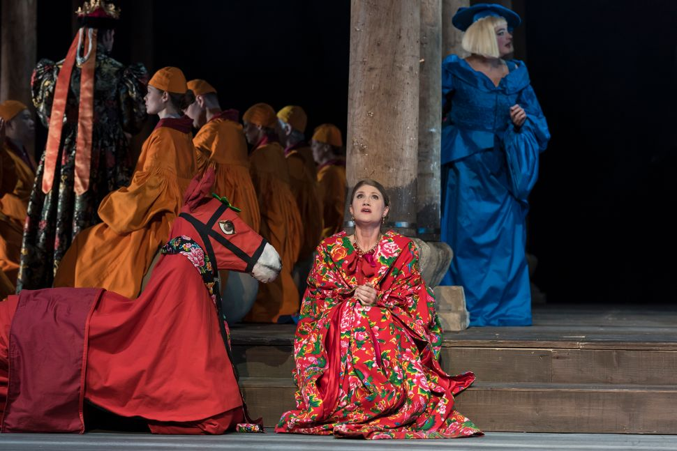 Laughing in All the Wrong Places: Handel's 'Semele' Misfires at BAM
