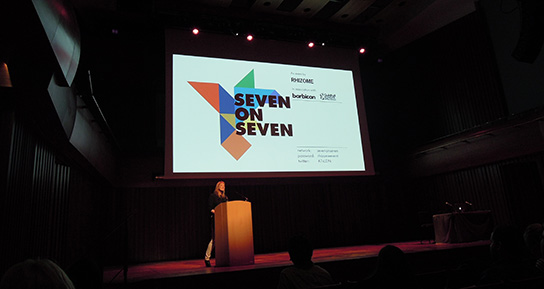 Rhizome Announces a Loaded Lineup for Its Seven On Seven Conference